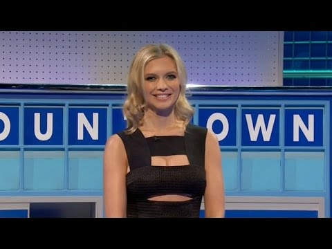 Rachel Riley 8 Out Of 10 Cats Does Countdown 11x01 2017 01 13 2100c Youtube