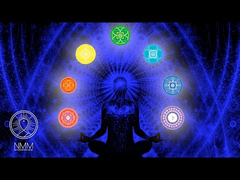 Aura Cleansing Sleep Meditation: 7 Chakras cleansing meditation music, sleep meditation