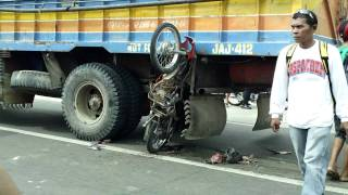 Highway accident - Dumalinao, Zamboanga Del Sur (January 10, 2012)
