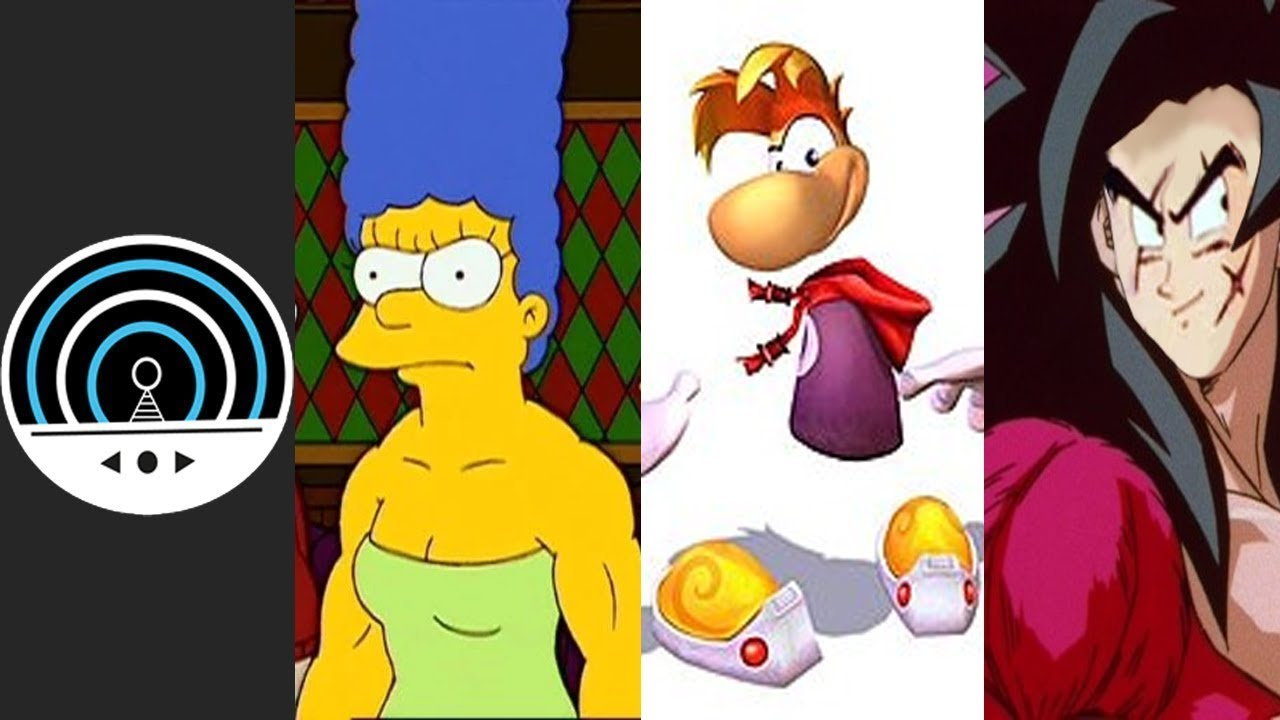Dragon Ball Fighterz Marge Simpson Rayman Ssj4 Yamcha Lookout