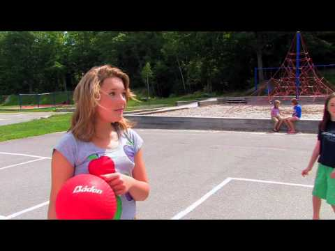 Recess Stories #12: Four Square -- comedy series for kids