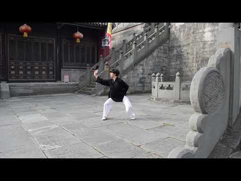 Wu Xing Qi Gong - Dragon en Wudang
