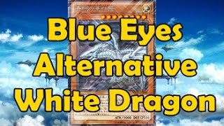 Blue Eyes Alternative Dragon style