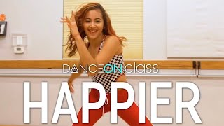 Dance On Class | Marshmello, Bastille - Happier | Lauren Elly Choreography