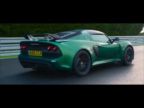 The Lotus Exige Sport 350 Looks Amazing on the Road