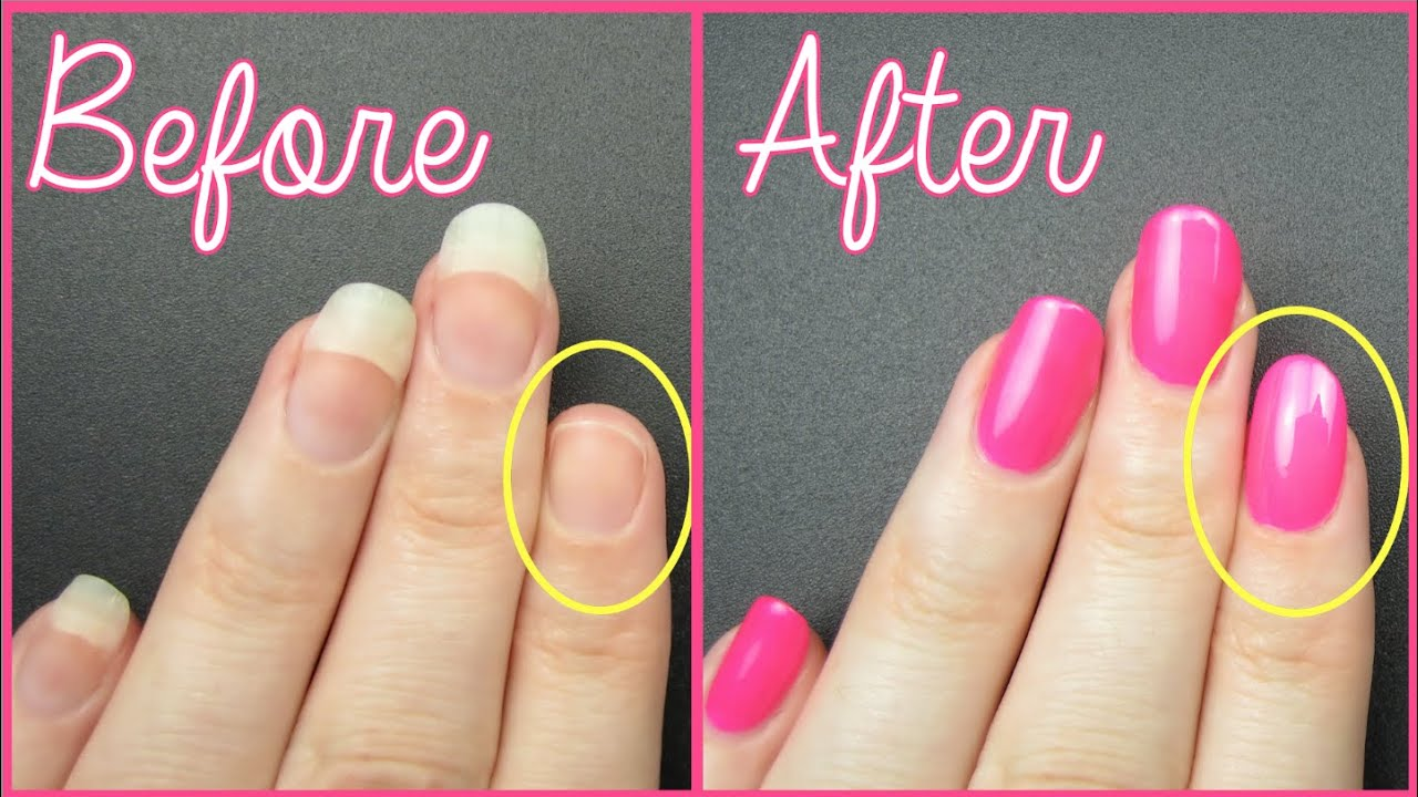FIX A BROKEN NAIL FAST! - YouTube