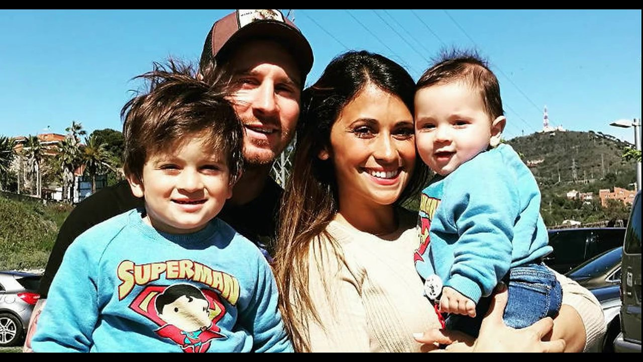 Image result for messi and his family