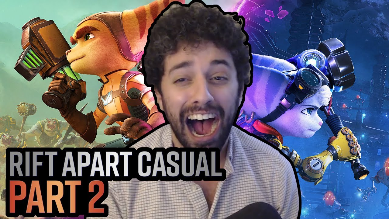 Download Ratchet & Clank Rift Apart First Casual Playthrough   Part 2