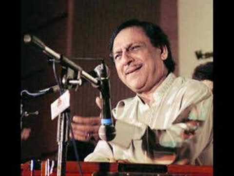 Ghulam Ali::Hum Tere Shahar Mein Hain Anjaane