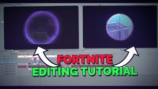 How to Make a Professional Fortnite Montage edit // Saber Scope effect// Sony Vegas 14/15/16