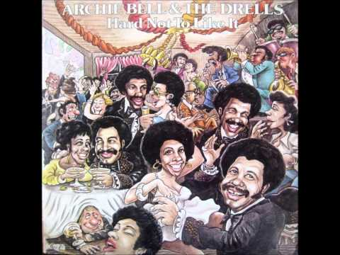 ARCHIE BELL & THE DRELLS   THERES NO OTHER LIKE YOU