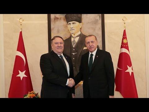 بعد محادثات مع السعوديين بومبيو يلتقي إردوغان وأوغلو بشأن اختفاء خاشقجي…  - نشر قبل 3 ساعة