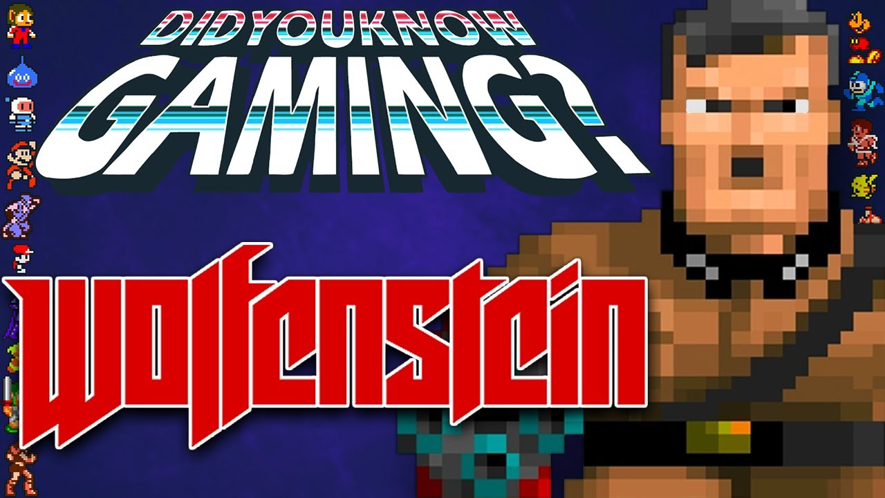 Wolfenstein 3D - Did You Know Gaming - Written, Edited, and Narrated by Innagadadavida