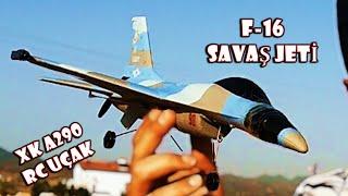 F-16 JET Aldım - Uzaktan Kumandalı Uçak Detaylı İnceleme ve Uçuş Testi