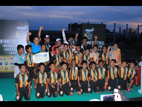 Pembagian Hadiah & Closing Indonesia Junior Angkasa Pura II League 2017