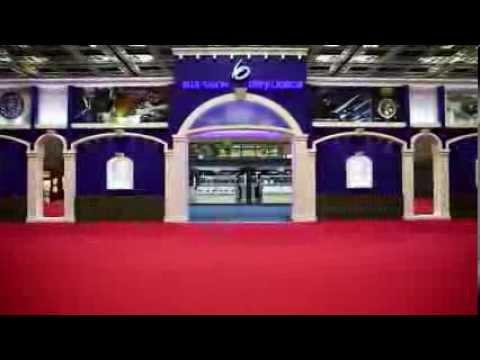إفتتاح معرض الدوحة للمجوهرات و الساعات 2014 - Opening Of Doha Jewellery And Watches Expo