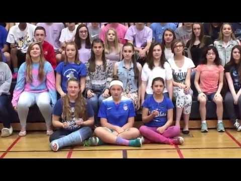 Annie Sullivan Middle School - Class of 2016 Lip Sync