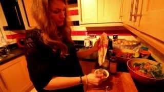 Maria's Vegan Salad Idea
