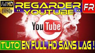 Regarder Youtube Sans Lags Ni Freez En FULL HD Avec Chrome