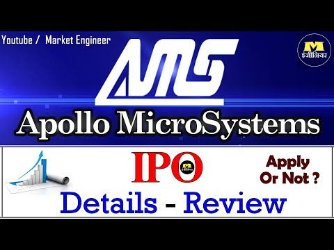 Apollo Micro Systems IPO - हिन्दी मे ! AMS IPO ! IPO Review ! IPO