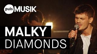 Malky - Diamonds (Startrampe Live im Milla Club München)