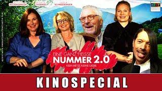 Eine ganz HEISSE Nummer 2.0 - TV-SPECIAL: SO LUSTIG WAREN DIE DREHARBEITEN!!