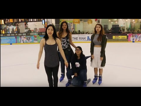 Dare or Dare - Ep 2: Ice Skating in Singapore