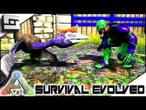 ARK: Survival Evolved - DINO BABY QUETZAL! S2E52 ( Gameplay )