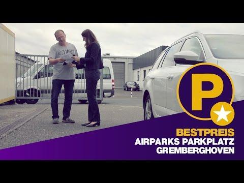 BESTPREIS Airparks Parkplatz Gremberghoven - Parkplatz Flughafen Köln-Bonn