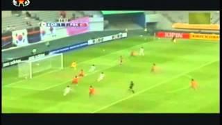 東アジアカップ女子サッカー大会ホンウンピョル選手インタビュー報道