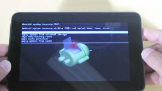видео How to format / hard reset your Pipo Smart S1 tablet