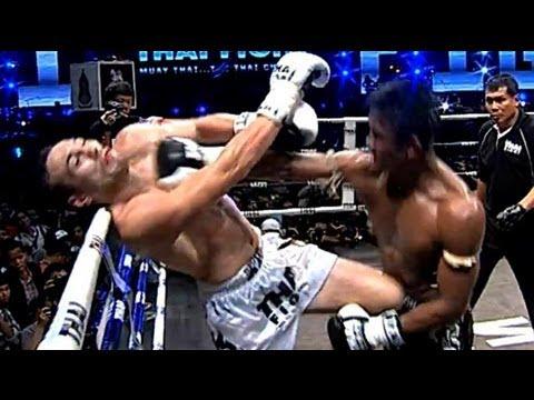 Buakaw Vs Zaripov Rustem KNOCK OUT! Thai Fight 2012
