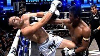 Buakaw Vs Zaripov Rustem KNOCK OUT! Thai...