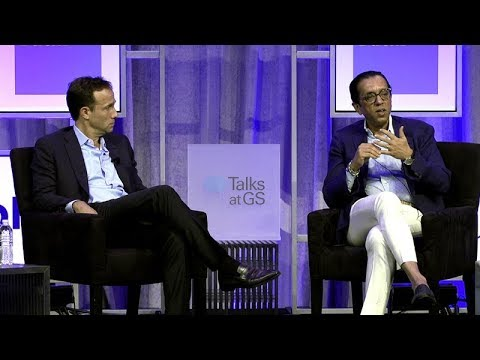 Talks at GS – Rajeev Misra: Creating Capital for the Future