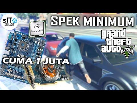 So, gua coba main GTA 5 pake setting