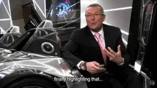 TAG Heuer Meridiist Automobili Lamborghini Luxury Phone Videos