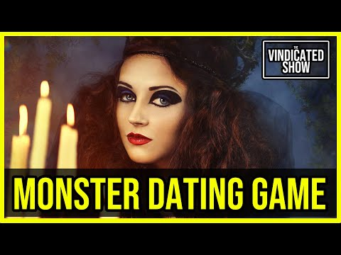 Monster dating show