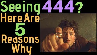 5 Reasons Why You May Be Seeing 444 | 444 Meaning Explained