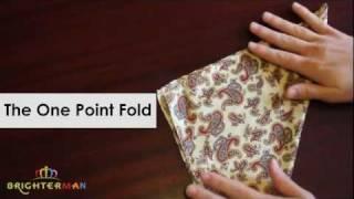 How To Fold A Pocket Square | Pocket Squares Thumbnail