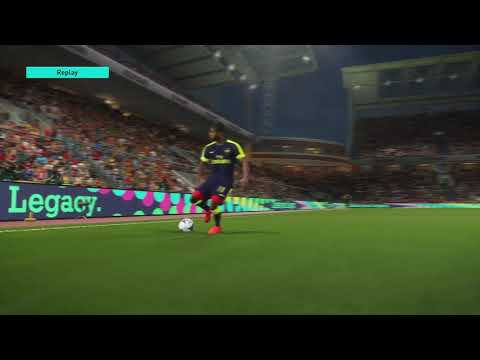 PES 2018 Close Control Touch And Dribbling
