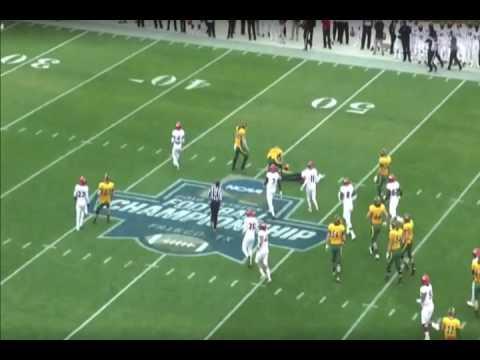 DeBarrius Miller -Jacksonville State