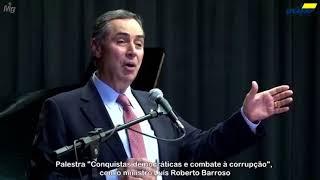 Ministro Barroso palestra em Ribeirão Preto/SP