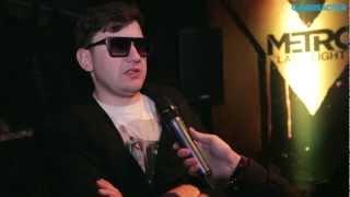 Metro: Last Light - Dmitry Glukhovsky Interview