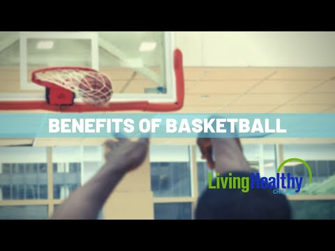 The Healthy Habit Of Basketball   Living Healthy Chicago