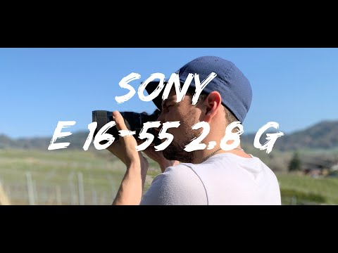 Film Yourself -  Sony E 16-55 2.8 Test Footage - Real World Test