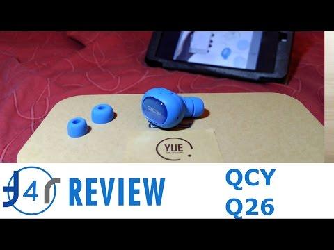 QCY Q26 Unboxing ESPAÑOL