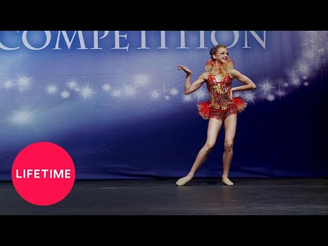"Dance Moms: Chloe's Jazz Solo - ""Hear Me Roar"" (Season 4) 