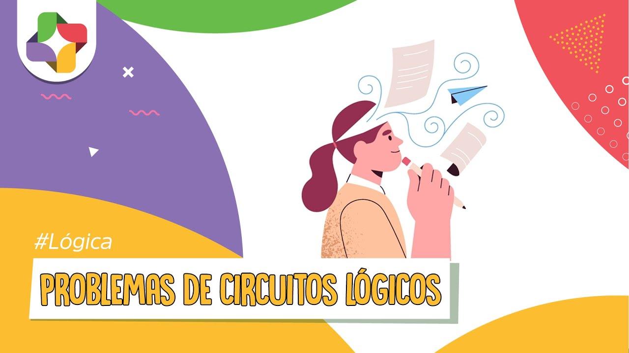 Circuito Logico : Problemas de circuitos lógicos youtube