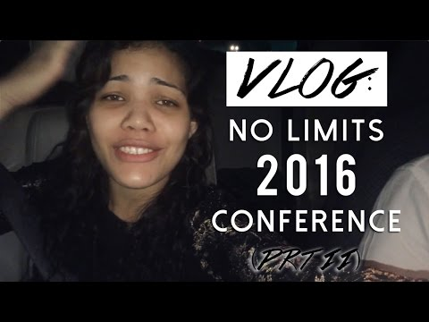 NO LIMITS 2016 | Friday Vlog (Part II)