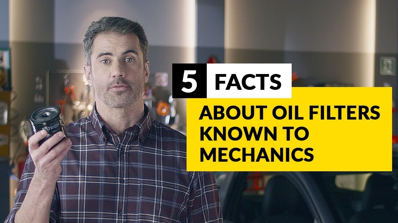 Download 5 FACTS ABOUT OIL FILTERS – The Mechanics by FILTRON